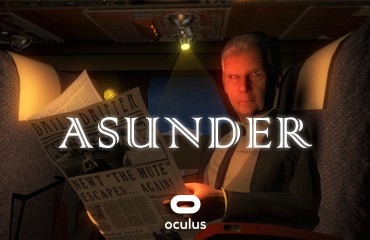 Asunder: Earthbound is one of the earliest examples of commercial VR content