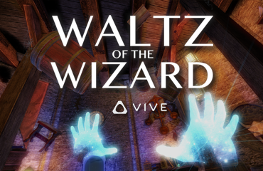 Waltz of the Wizard is among the most popular HTC Vive titles of 2016