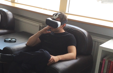 From mobile to PC platforms, Aldin has years of experience developing VR