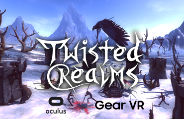 Twisted Realms - developed in partnership with Oculus Studios